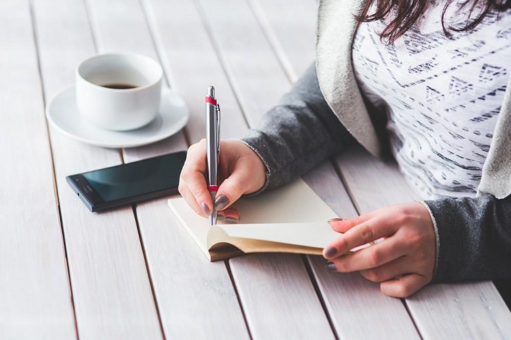je fais ma liste, CC0 Public Domain, pixabay