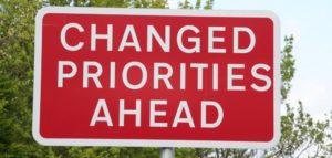 Changement de priorité par Peter Reed, flickr