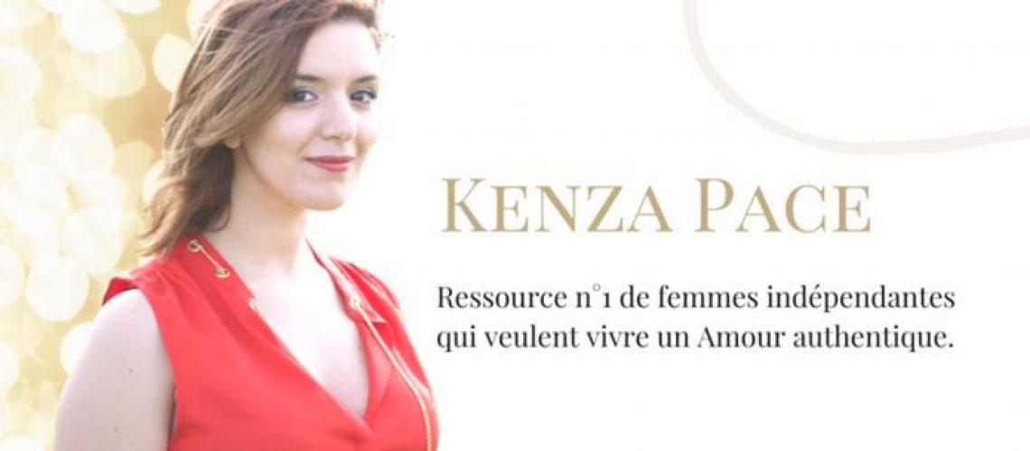 Rencontre avec Kenza Pace pour sortir du célibat